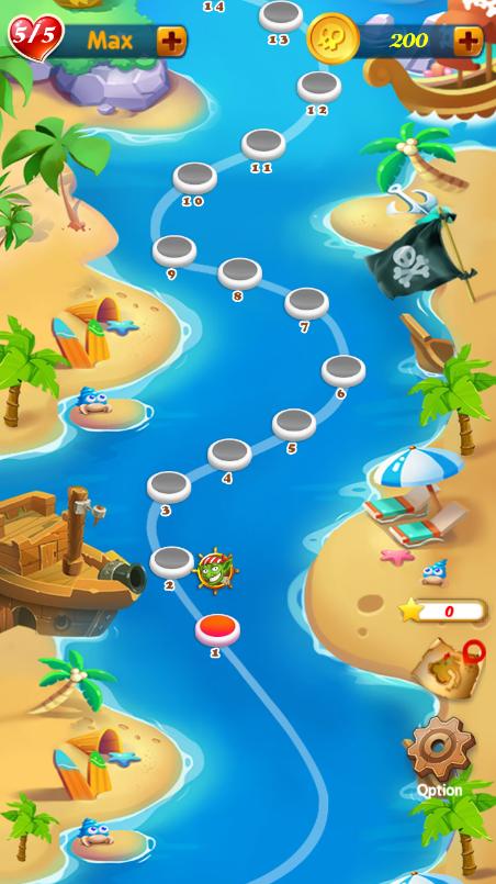 海盗珍宝岛图1