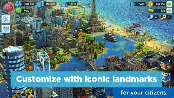 模拟城市建造图4