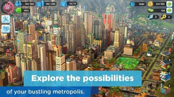 模拟城市建造图3