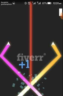 彩色障碍车道图2