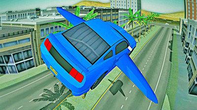 未来飞行汽车模拟器图1