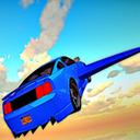 未来飞行汽车模拟器