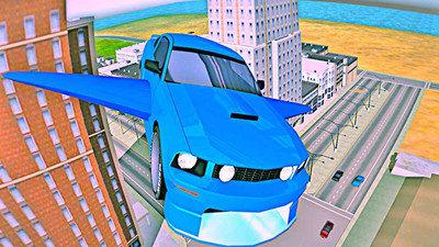 未来飞行汽车模拟器图2