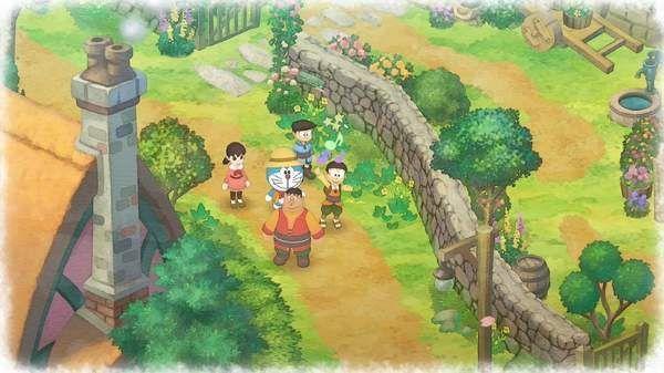 哆啦A梦大雄的牧场物语图2