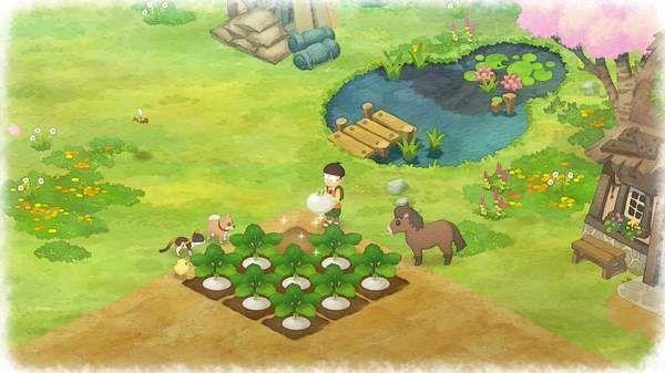 哆啦A梦大雄的牧场物语图4