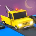 繁忙道路驾驶与漂移