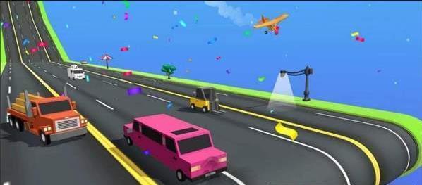 繁忙道路驾驶与漂移图2