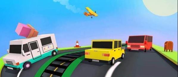 繁忙道路驾驶与漂移图4