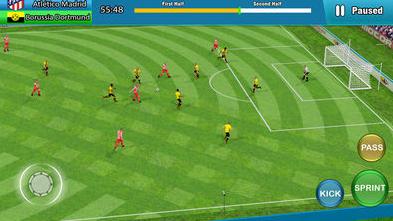 足球联赛:足球比赛图1