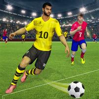 足球联赛:足球比赛