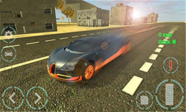 豪车模拟驾驶图3