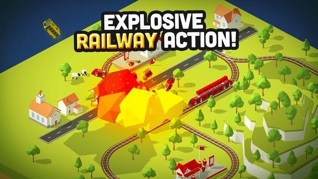 爆炸铁路图2