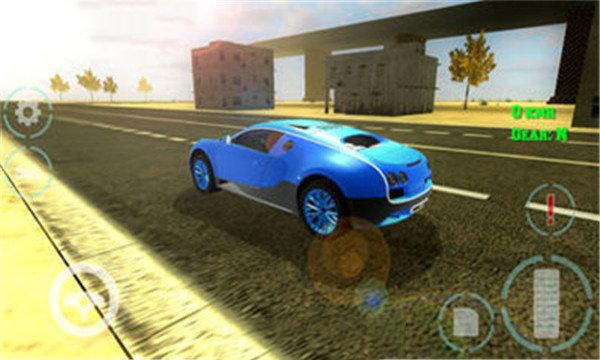 豪车模拟驾驶图1
