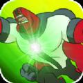 超级外形战斗机英雄
