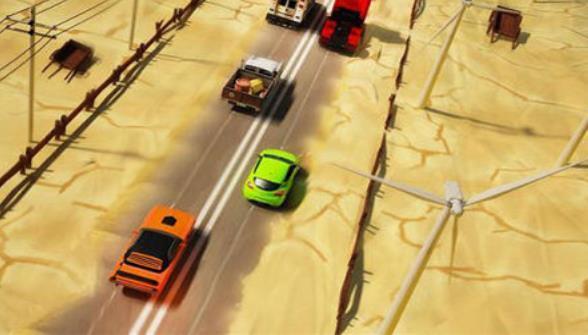 极限公路赛车图2