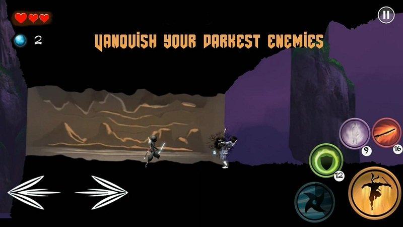 忍者逃脱:黑暗统治图5