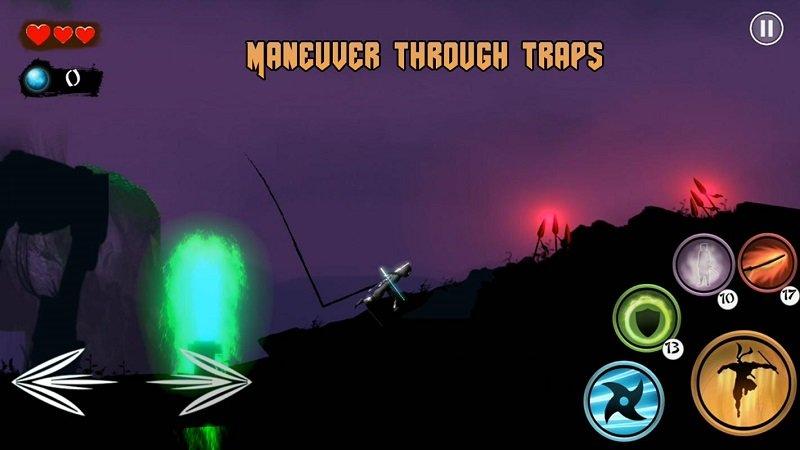 忍者逃脱:黑暗统治图2