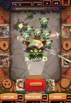 仓鼠与僵尸猫空闲防御图1