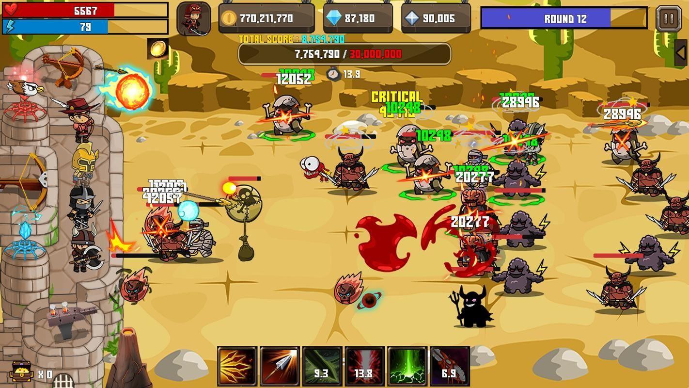 DefenceRPG最新版图2