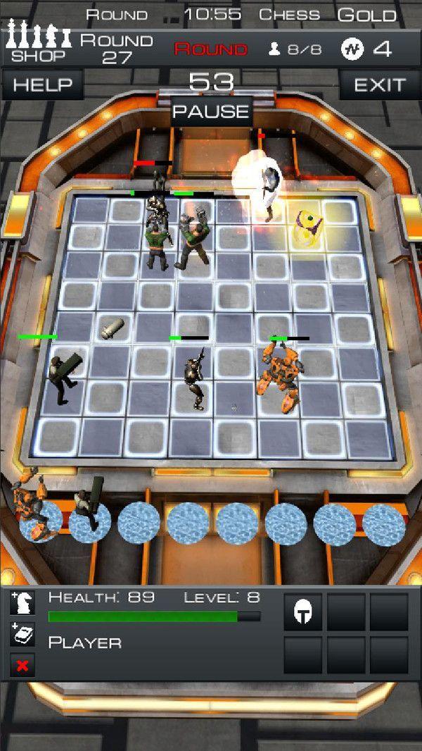 汽车机器人象棋战争图4