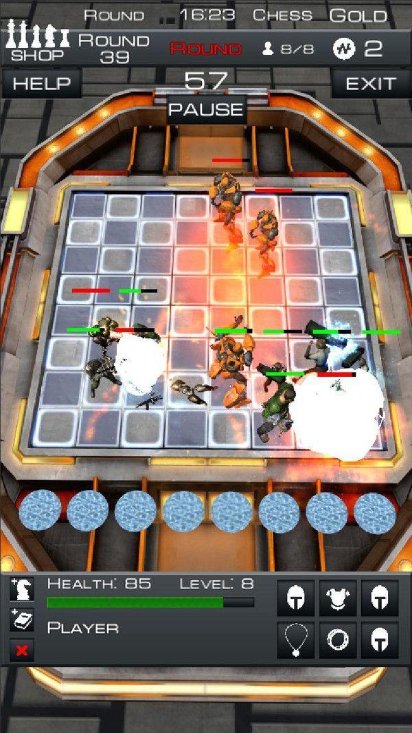 汽车机器人象棋战争图3