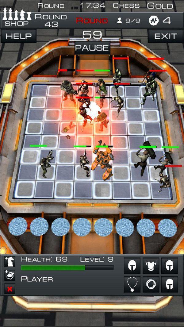 汽车机器人象棋战争图1