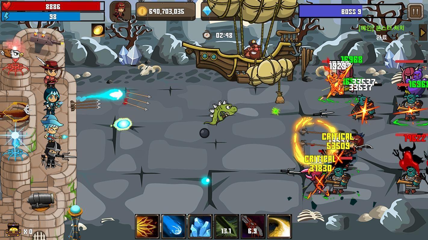 DefenceRPG最新版图1