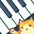 钢琴猫咪2019