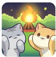 猫林野营的故事