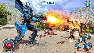 警察机器人追捕行动图3