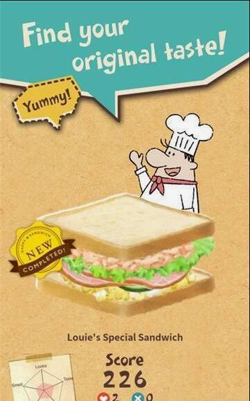 快乐三明治小餐厅图1