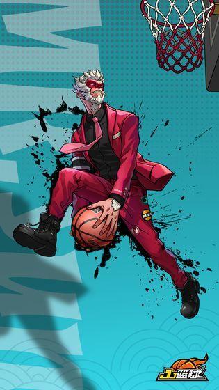 JJ篮球图1
