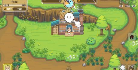 猫林野营的故事图3