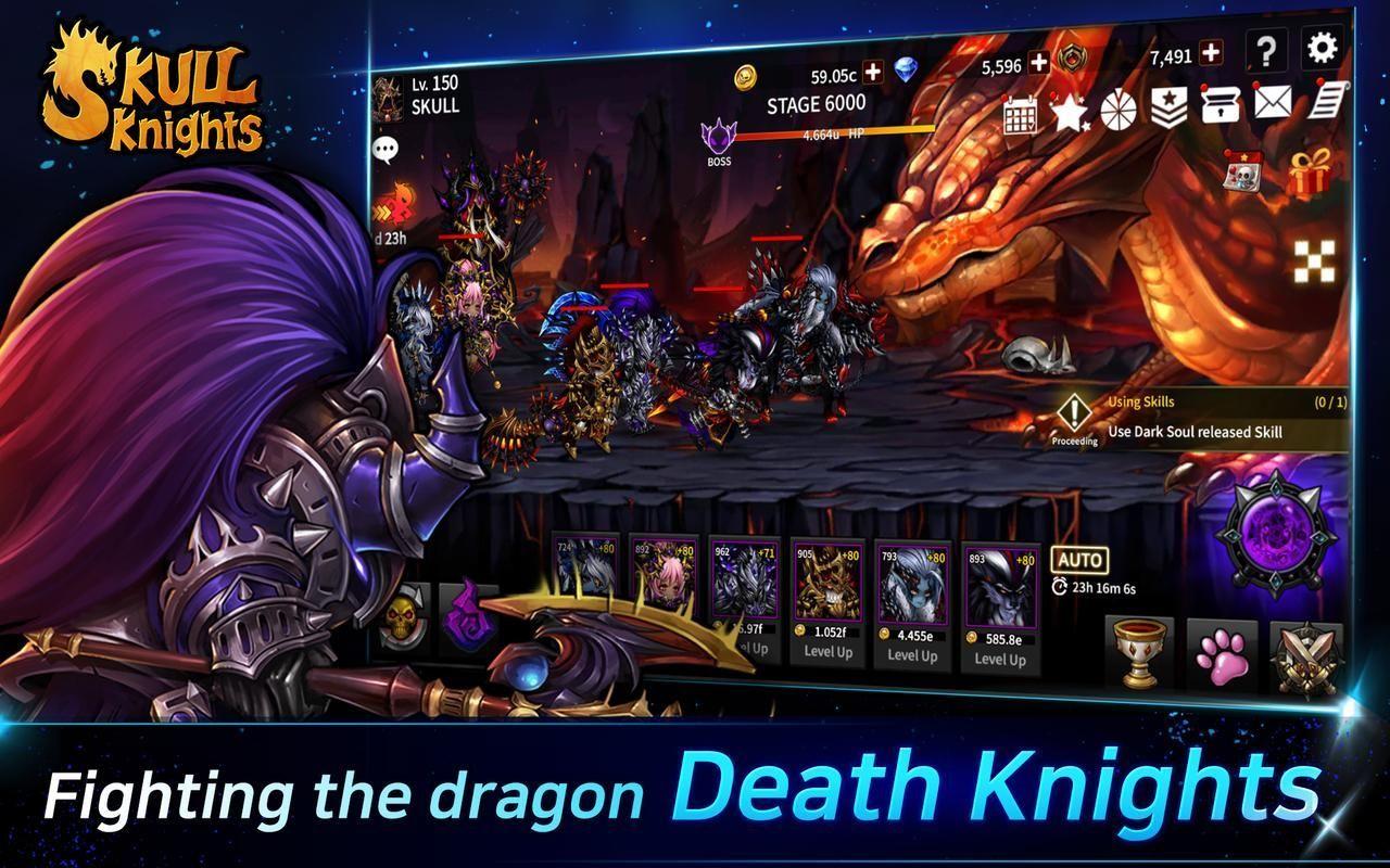 骷髅骑士放置RPG图1