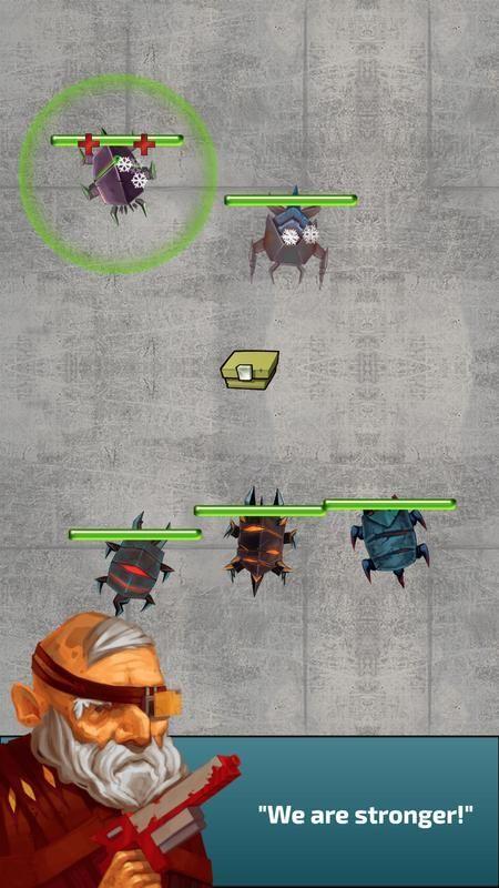 突袭怪兽英雄图2