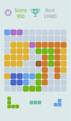 色块:马赛克图1