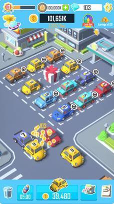 Merge Taxi 3D图1
