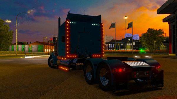 欧洲卡车停车模拟器图1