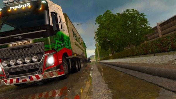 欧洲卡车停车模拟器图3