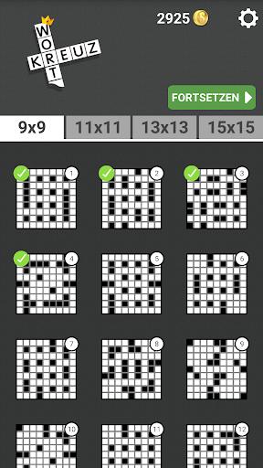 德语拼图填字游戏图1
