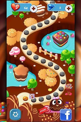 巧克力消除图1
