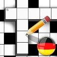 德语拼图填字游戏