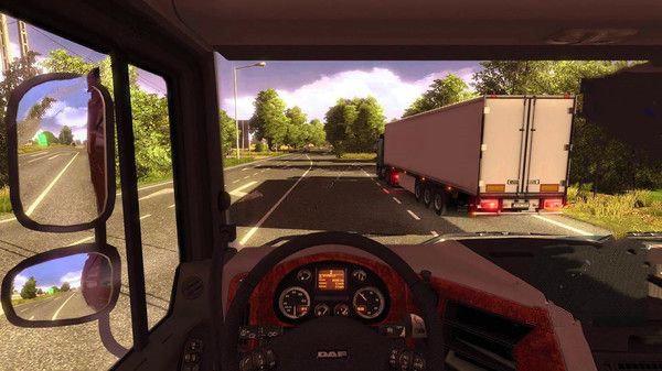 欧洲卡车停车模拟器图2