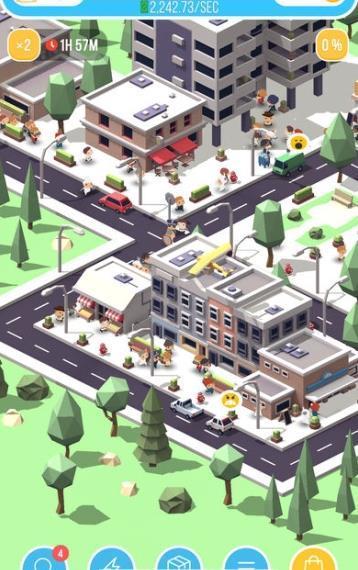闲置岛城市建设者图3