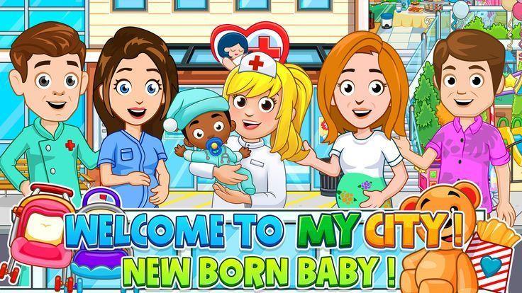 我的城市新生婴儿图2