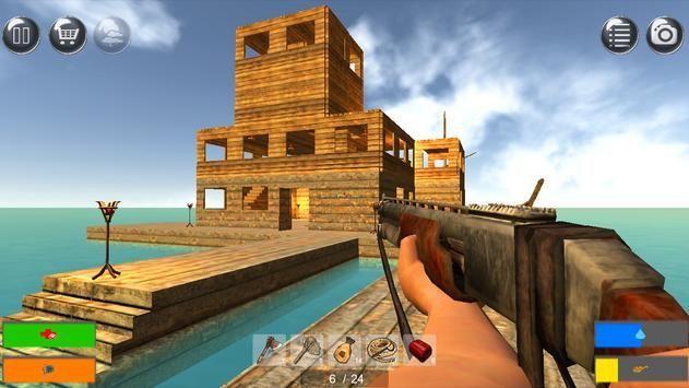 沉船生存模拟图1