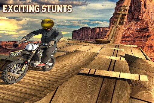3D特技摩托赛车大师图1