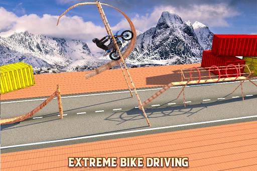 3D特技摩托赛车大师图3