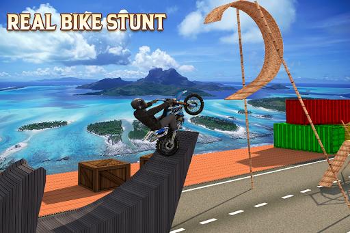 3D特技摩托赛车大师图2