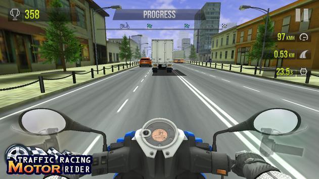 公路赛车摩托骑手图2